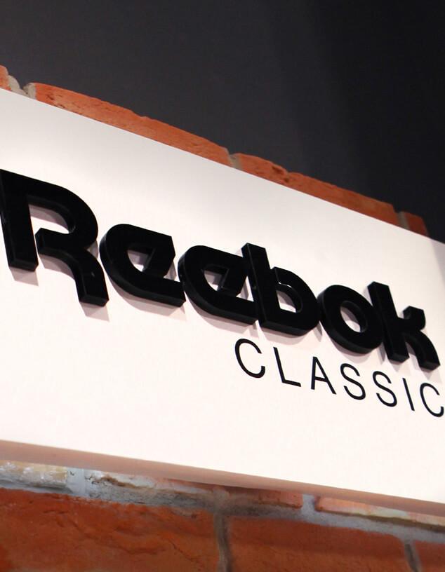 Reebok Corner
